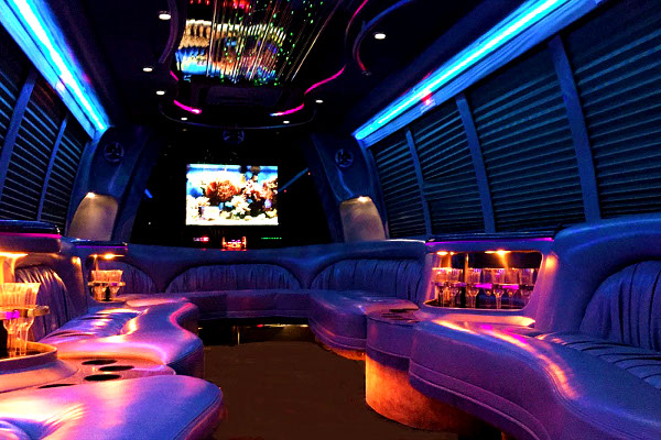 18 passenger party bus rentals milwaukee