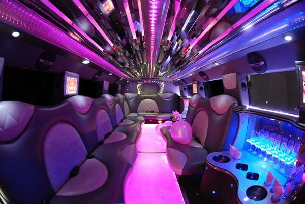 Cadillac Escalade limousine milwaukee