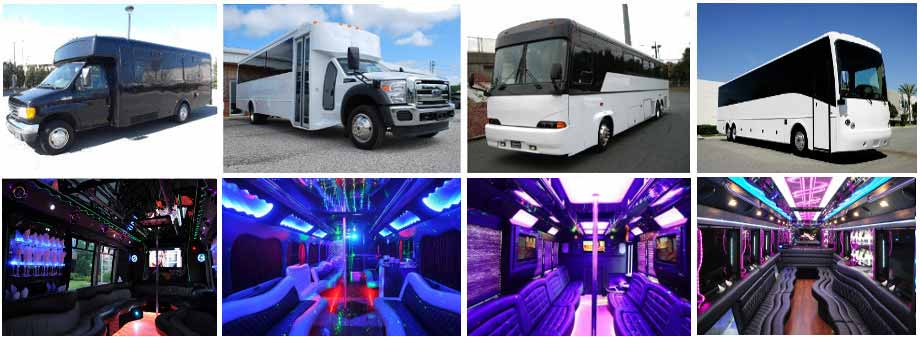 Prom & Homecoming Party buses milwaukee