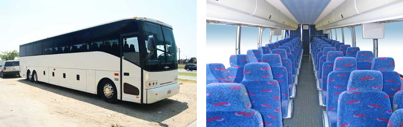 charter bus rentals milwaukee